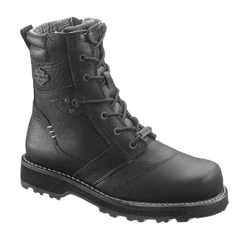 lightweight motorcycle boots mens shoes harley davidson men s jay 7 inch black motorcycle boots