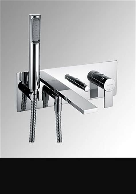 wall mounted bath filler and shower loft bathroom taps livinghouse