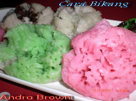 wwwkueandrabrowncom kue  bikang