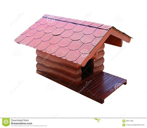 smalldog with wooden dog s house stock image image 30902231 dog house stock photo image 58611462