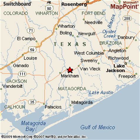 map of bay city texas bay city texas