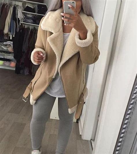 Last Chance Winter Coats From Zara by Coat Zara Brown Leather Winter Winter Coat