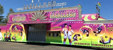 Circo Hermanos Caballero Calendario 2015 Richmond Entertainment And Food On The Richmond Standard