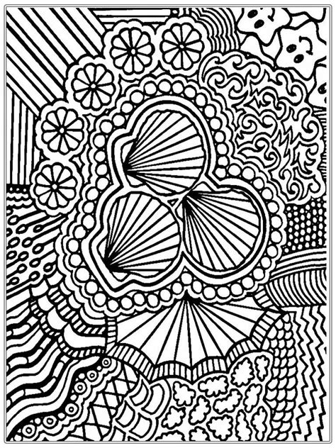 coloring pages printable adult coloring complex coloring