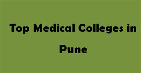 List Of Top 20 Mba Colleges In Pune by Top Colleges In Pune 2015 2016 Exacthub
