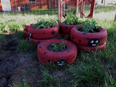 Tire Garden by Tire Garden Gardening