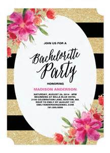 free invite templates to 19 bachelorette invitation templates free sle