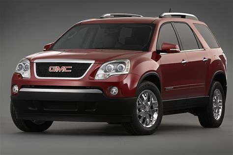 how to sell used cars 2007 gmc acadia spare parts catalogs 2007 gmc acadia overview cars com