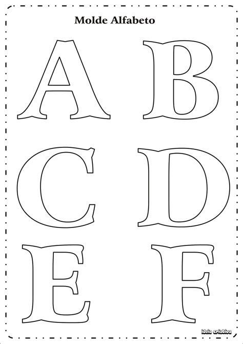 moldes de letras grandes para imprimir moldes de letras do alfabeto grandes para imprimir