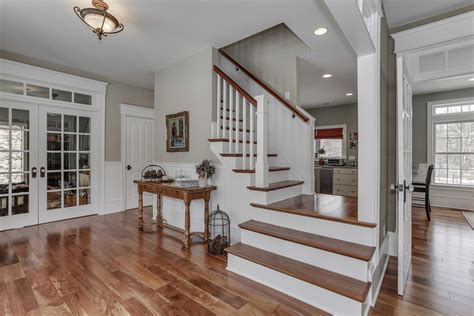 Wainscoting Throughout House Gruneisens Featured Custom Home For Sale Presented At