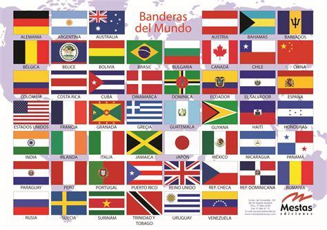 dibujos de banderas del mundo para imprimir banderas de todo el mundo con nombres imagui