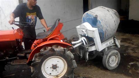 Mesin Molen Mini Mini Concrete Mixer Mesin Molen Berjalan