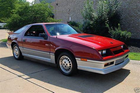 1984 dodge daytona turbo z for sale 1984 dodge daytona turbo z 80 s cars made in detroit