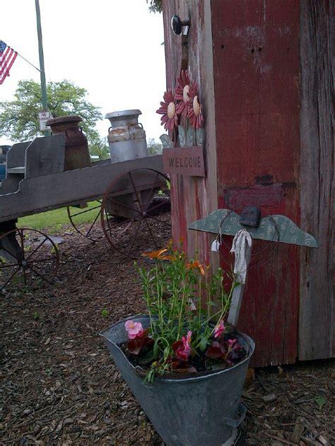Country Garden Decor Country Garden Decor I To Garden Pinterest