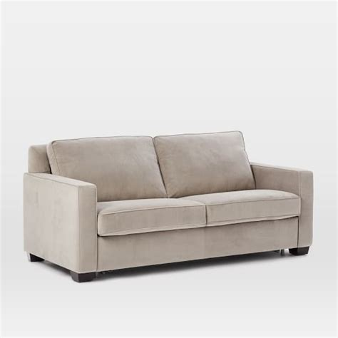 pull down sleeper sofa west elm sofas sale up to 30 off sofas sectionals chairs