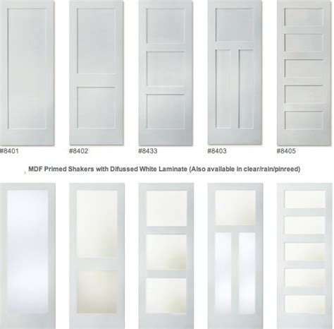 Interior Doors Glasgow by Stunning White Interior Doors With Glass Panel Interior