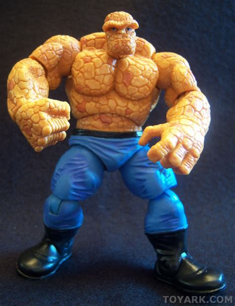 the thing marvel universe fury files the thing the toyark news