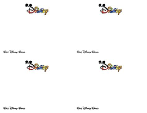 homemade disney autograph books page 2 more pages for you