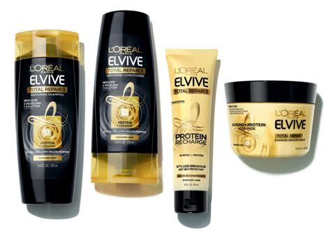 Loreal Elvive loreal new elvive hair care line beautelicious