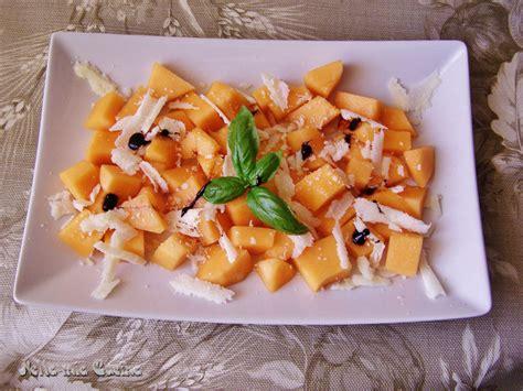 melone e parmigiano miriam nella cucina