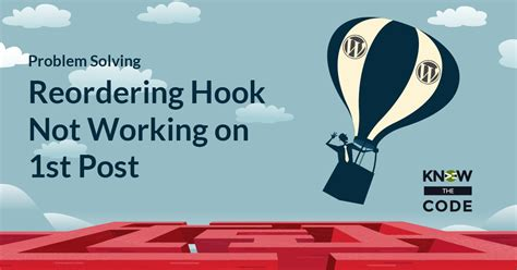 L Post Not Working by Reordering Hook Not Working On The Post Problem