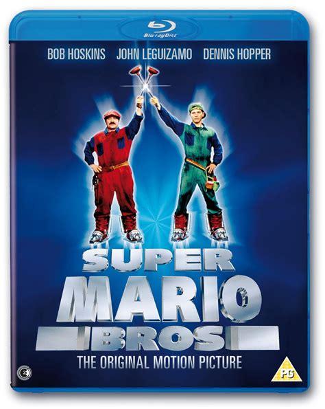 film blu ray gratis italiano super mario bros movie review brutal gamer