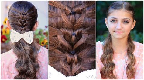 Diy Hairstyles We Heart It | mermaid heart braid cute valentine s day hairstyles