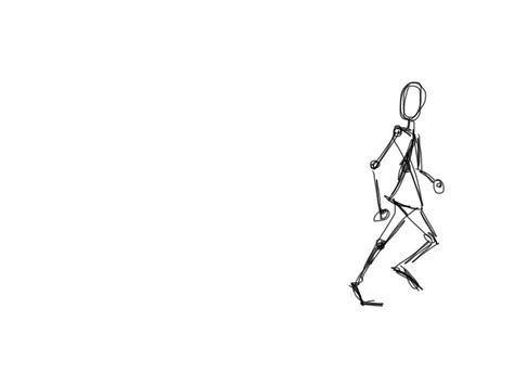 stick figure the helpful cartooning and animation 101 the walk cycle