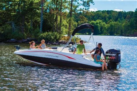 deck boat nh 2016 tahoe 2150 outboard hooksett nh for sale 03106