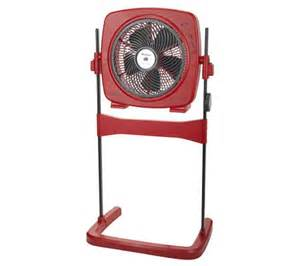 Pedestal Fans Reviews Holmes Blizzard Adjustable Stand Fan W Rotating Grill And