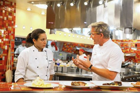 hell s kitchen back in hell s kitchen phillipsburg s wilson returns to fox show the morning call