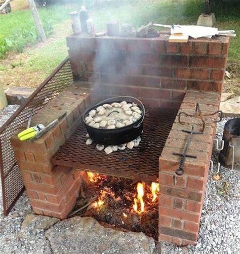Fabriquer Un Barbecue En Dur by 1001 Id 233 Es Garden Barbecue Brique