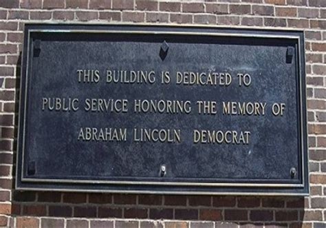 abraham lincoln democrat or republican american thinker don t much about history