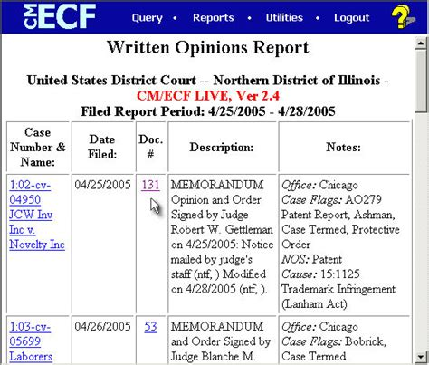 federal judicial center pattern jury instructions northern district of illinois