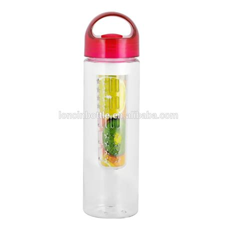Infused Water Bottle Wholesale 2016 New Plastic Infused Water Bottle Tumbler