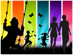 happy families powerpoint templates and backgrounds