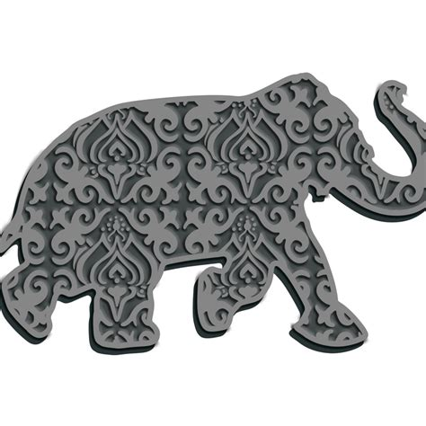 elephant rubber st nk studio elephant foam st cling rubber st and