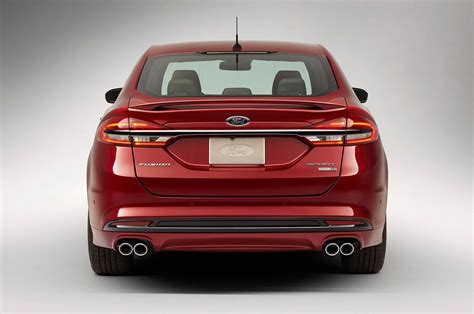 2020 The Ford Fusion by Ford 2020 Ford Fusion Sport Comes With A Awd