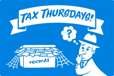 How To Keep Income Tax Records After Tax Thursdays How Should I Keep My Tax Records