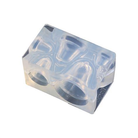 Soft Mould Muka Pcs kam rej 505 resin soft silicone mold 3d bell pcs nippon chuko
