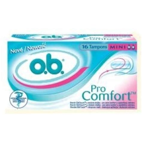 Tony Ob Pro Comfort Mini 16 Szt Domzdrowia Pl