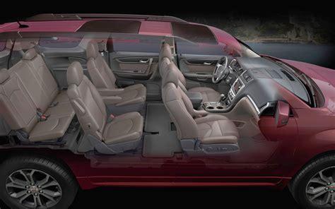Acadia Interior by Look 2013 Gmc Acadia Photo Gallery Motor Trend
