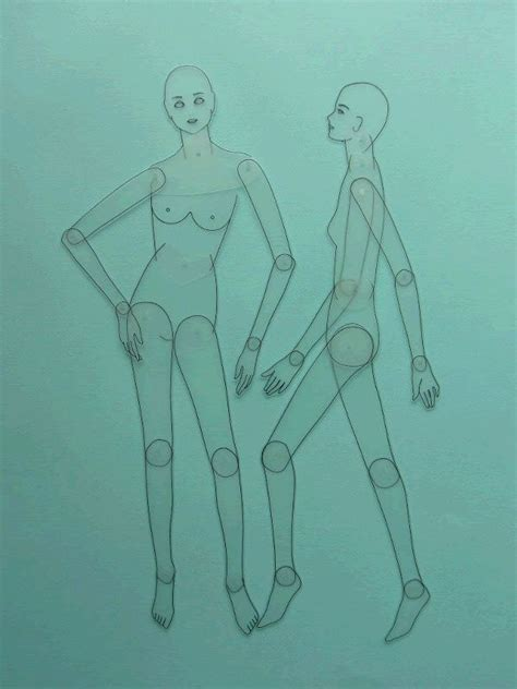 fashion illustration resources 33 best sewing croquis and technical drawing resources