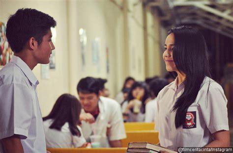 film remaja cerita cinta angelica pieters dan teuku rassya jatuh cinta di cerita