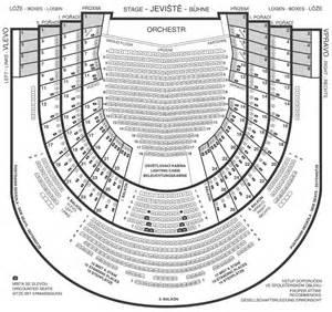 Vienna Opera House Seating Plan State Opera House Vienna Seating Plan House Design Plans