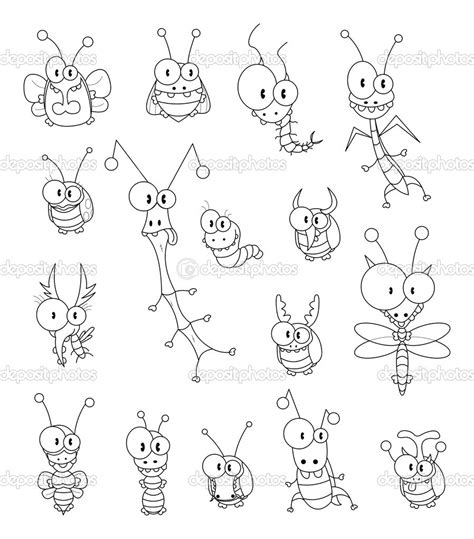 preschool coloring pages bugs cicada coloring pages preschool and kindergarten