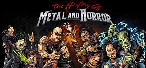 Film Dokumenter Musik Metal | the history of metal horror berita musik internasional