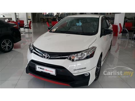 New Toyota 1 5 S Manual Trd toyota vios 2018 trd sportivo 1 5 in selangor automatic