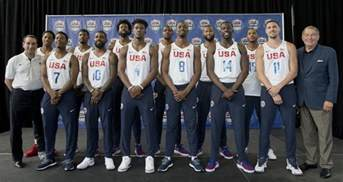 Basketball Team Even If It Wins Gold U S Olympic Basketball Team Has
