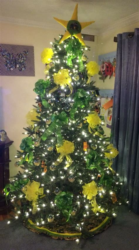john deere christmas tree john deere pinterest trees